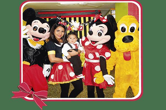 Fiestas infantiles Lima