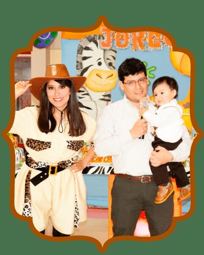 Show infantil Safari