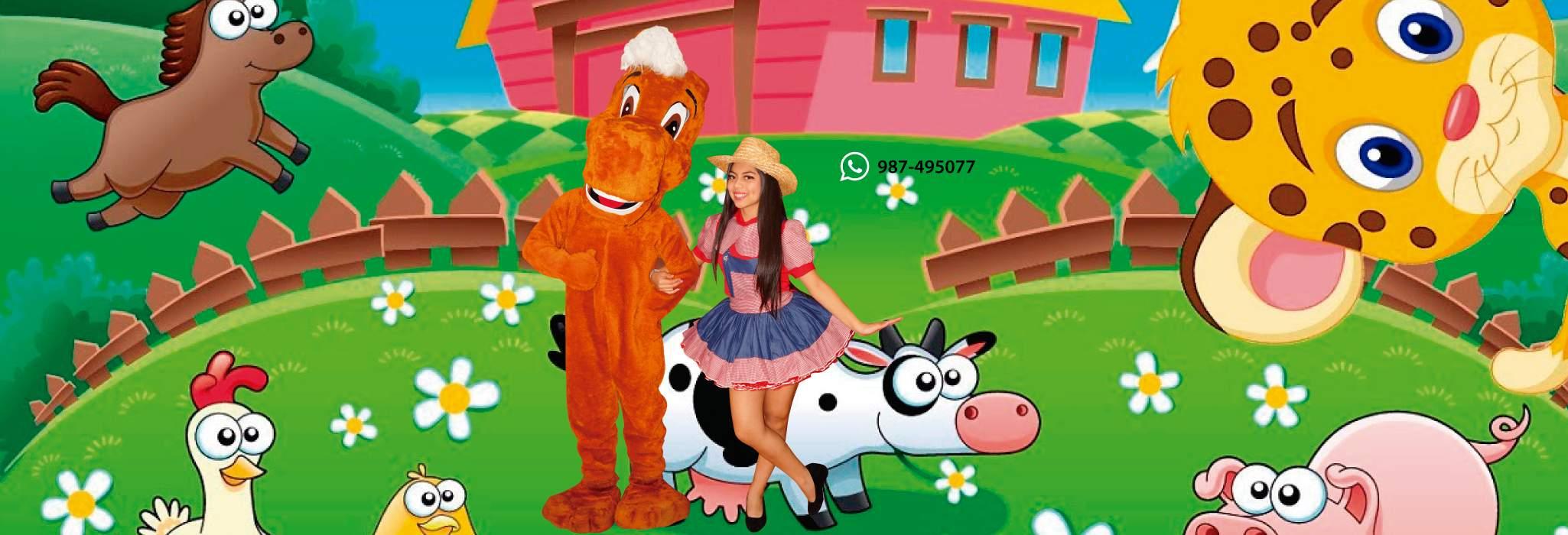 Show infantil La Granjita
