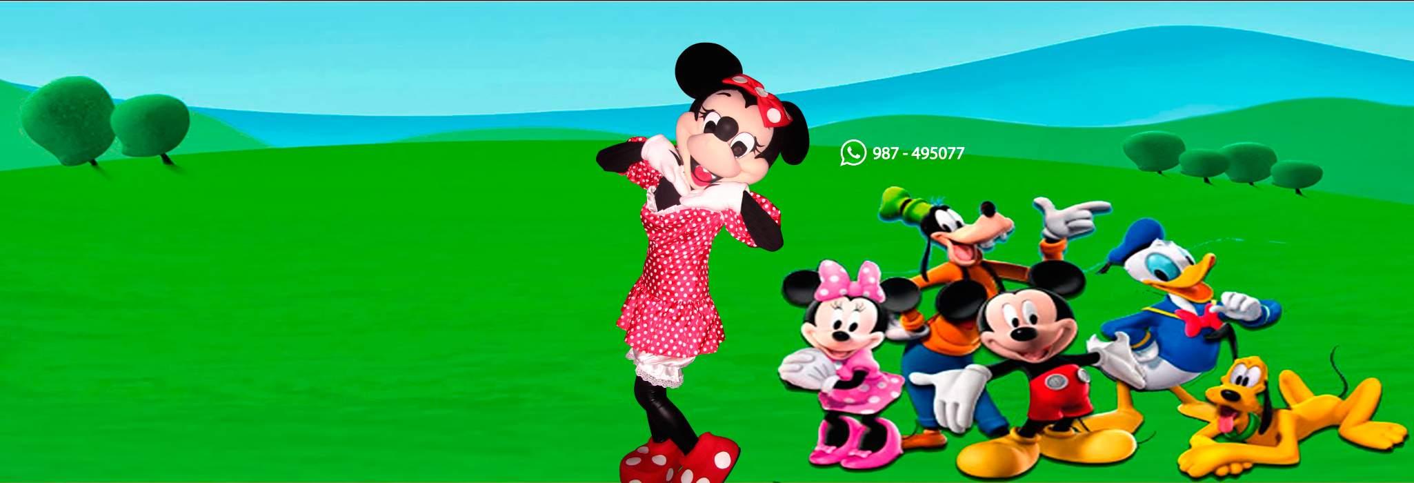 Show infantil Minnie
