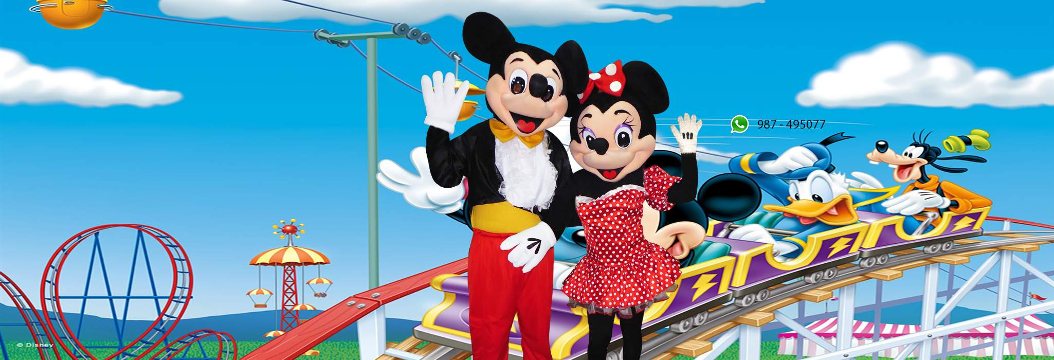 Show infantil Mickey