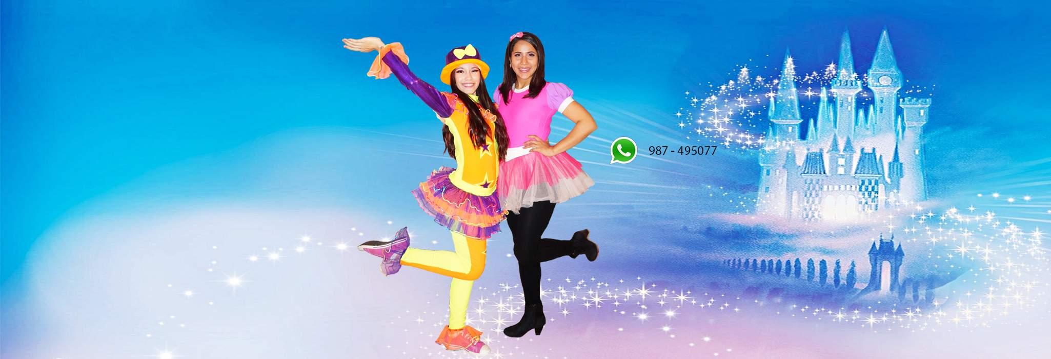 Show infantil Princesas Disney