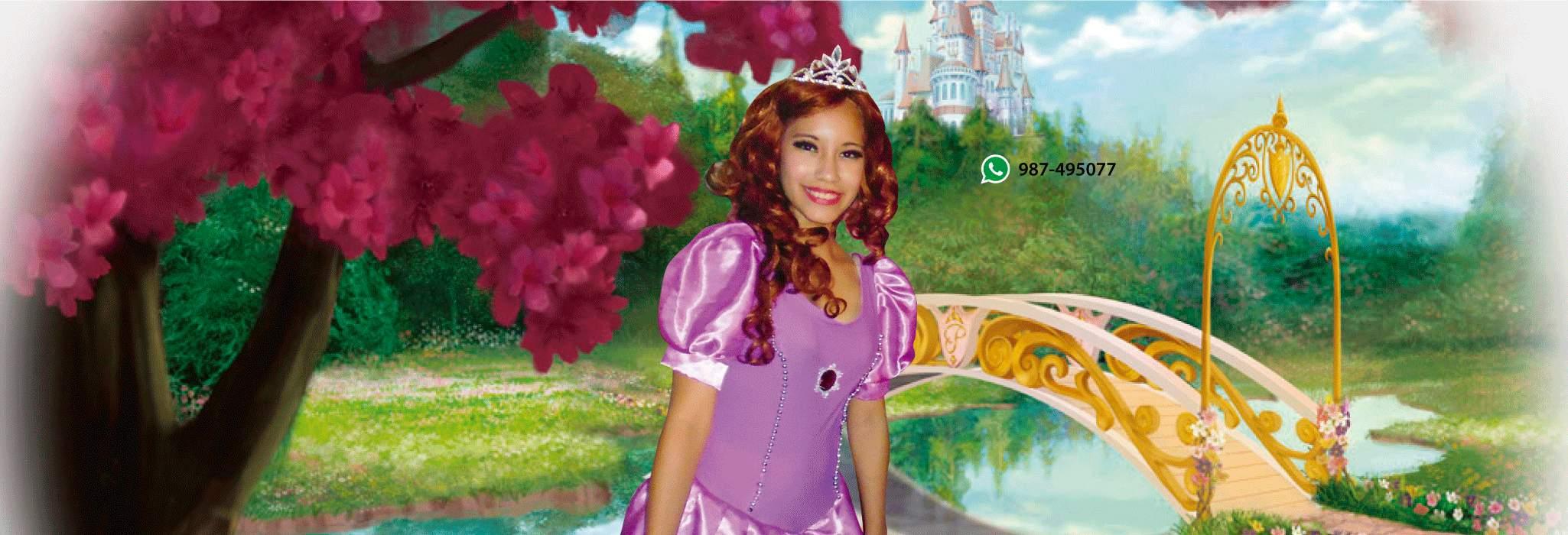 Show infantil Princesa Sofía
