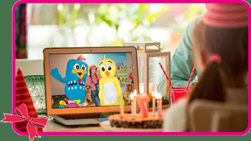 Show infantil virtual en Lima